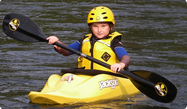 6th Annual Families Paddle Too